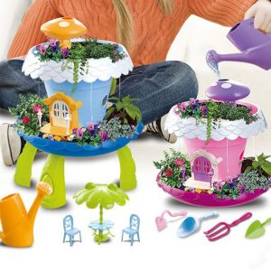 Bộ đồ chơi trồng cây ma thuật Magic Cottage cho bé