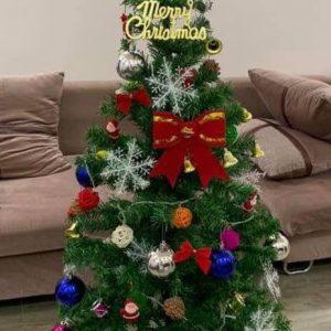 Cây thông Noel cao 1m5