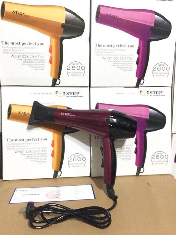Máy sấy tóc 2 chiều Step 2600W