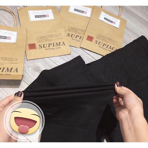 Bán sỉ Quần legging Supima xuất Nhật