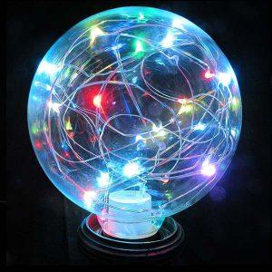 Bóng đèn sợi led nháy nhiều màu