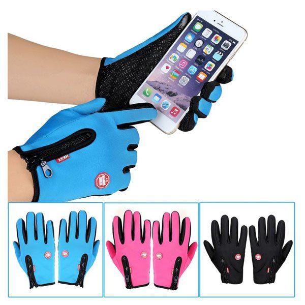Găng tay chống thấm nước có cảm ứng cao cấp