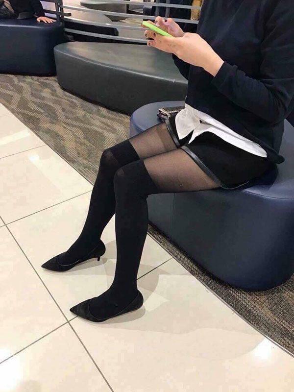 Bán buôn Quần tất giả boot nữ đẹp