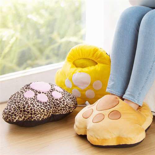 Bán buôn Túi sưởi chân ấm áp hình bàn chân