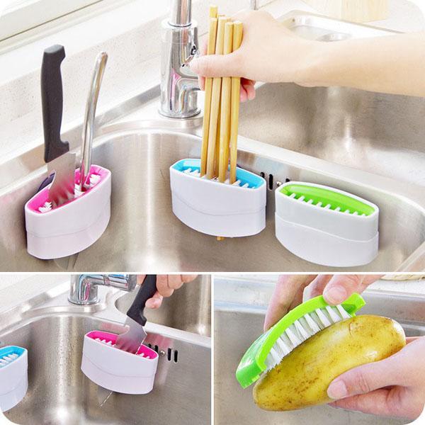 Dụng cụ cọ rửa nhà bếp đa năng