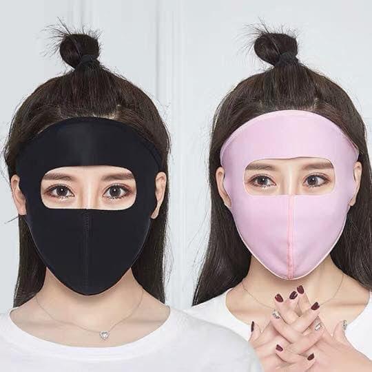 Khẩu trang ninja nữ siêu hot 2019