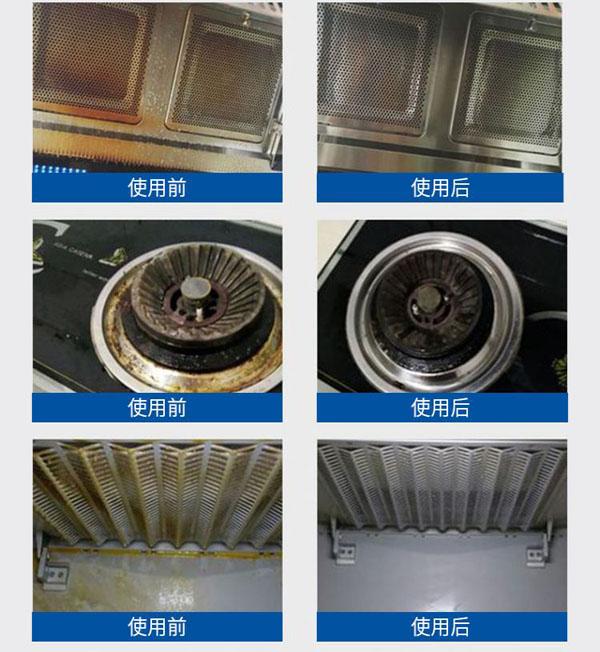 Bán buôn Chai xịt tẩy rửa đa năng Kitchen Cleaner 500ml