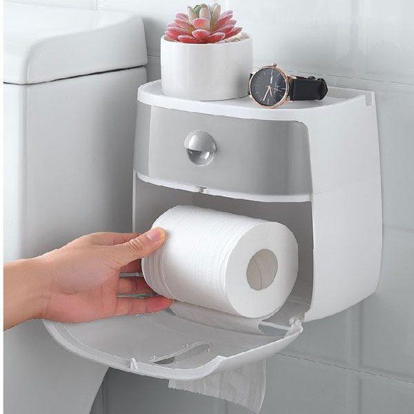 Bán sỉ Hộp giấy vệ sinh đa năng Ecoco cao cấp