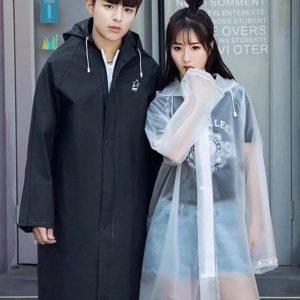 Bán buôn Áo mưa măng tô phong cách Hàn Quốc