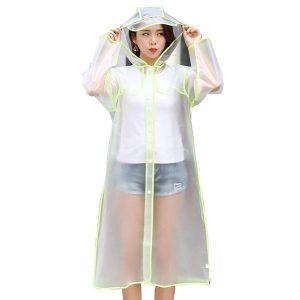 Áo mưa măng tô xuất nhật