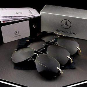 Kính mắt nam thời trang cao cấp Mercedes Benz