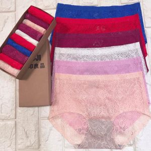 Hộp 10 quần lót Muji thông thoáng